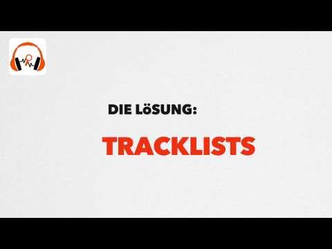 Tracklists