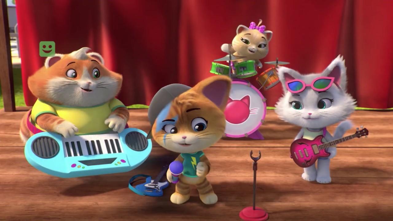 44 Koty Na Antenie Nickelodeon Od 1 Lipca Youtube