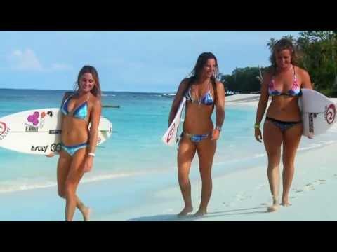 My Bikini - Float away with Alana, Bethany, Tyler & Pauline cut