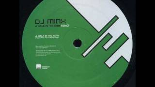 Dj Minx - A walk in the park (Wink's run through the park interpretation)