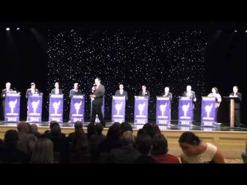 Libertarian Presidential Debate 2016 - Biloxi, Mississippi