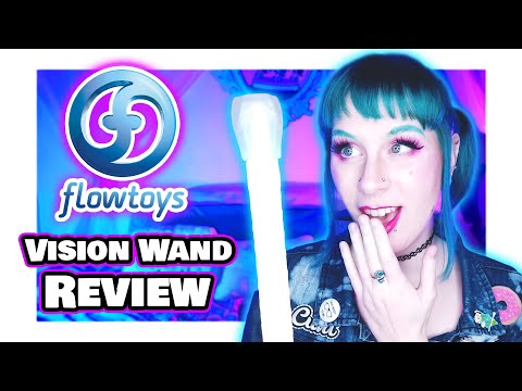 LED Levitation Wand Review: Flowtoys Vision Wand