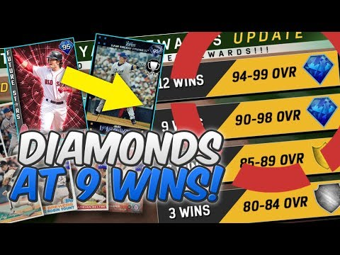 THEY MADE IT EASIER TO GET DIAMONDS IN BATTLE ROYALE! | MLB THE SHOW 17 DIAMOND DYNASTY
