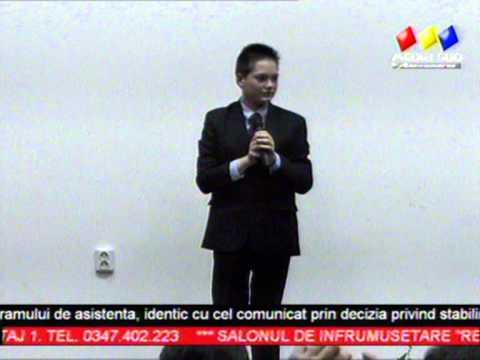 """Octavian Brosteanu la tv """"Media sud Alexandria"""""""
