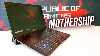 The ASUS Mothership Has Landed!