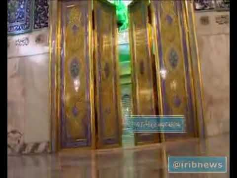 blessed grave hazrat ali