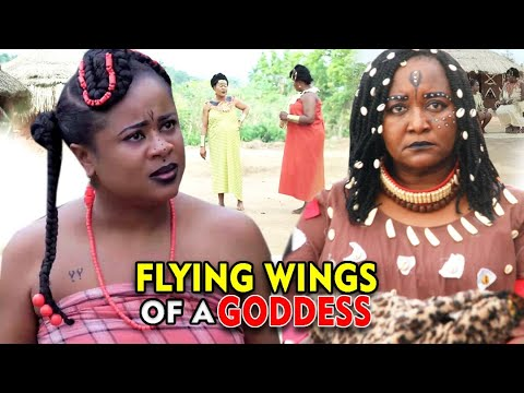"""Download FLYING WINGS OF A GODDESS SEASON 3&4 """"NEW MOVIE"""" - 2021 Latest Nigerian Nollywood Movie"""
