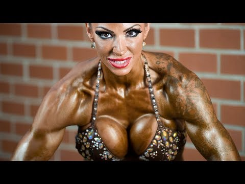 The Truth About Jodie Marsh on Steroids - Are Steroids Bad?