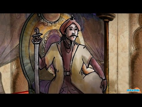 Tipu Sultan - Kings of India   Mocomi Kids