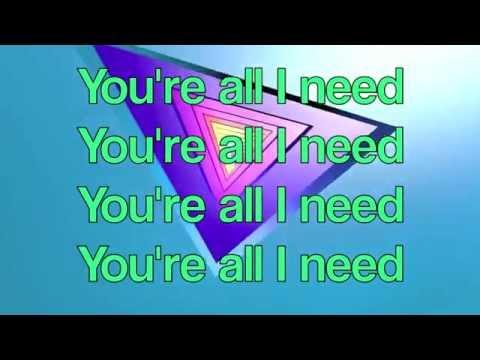 Hezekiah Walker - You're All I Need (Lyrics)