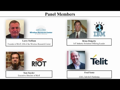 Panel: How Will We Participate in the 4th Industrial Revolution?
