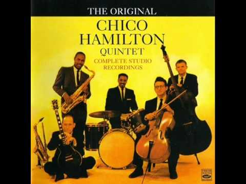 Chico Hamilton Quintet - Sleepy Slept Here (Santa Monica)