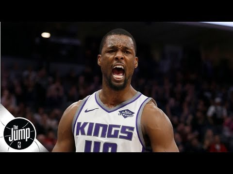 The Morning Rush with Travis Justice and Heather Burnside - Harrison Barnes Turns Down $25 Million, Becomes Unrestricted Free Agent