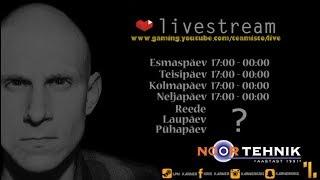 24H stream täies hiilguses / www.teamisto.eu