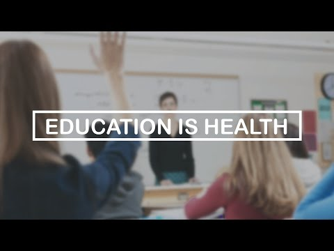 Education is Health | Pediatric Grand Rounds - Mattel Children's Hospital UCLA