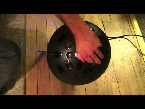 NEW ADJ Hex LED 6-In-1 Technology For Vertigo & Aggressor