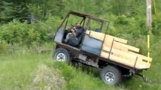 Andy's homemade truck project