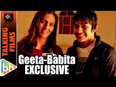 Geeta Phogat | Babita Kumari's EXCLUSIVE On Aamir Khan | Dangal