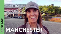 Things to do in Manchester, England - UK Travel vlog