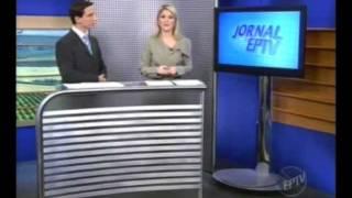 Criancas Interferem na Despesa de Casa - Jornal da EPTV - Cristina Trovó