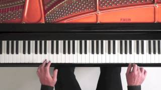 Unknotting Bach Goldberg Variations - Var.28