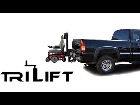 Wheelchair Lifts - Power Wheelchair Lifts
