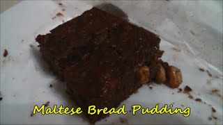 Tmv 18 - Part Of My Week(13) - Busy Week, Bad Weather And Vegan Maltese Bread Pudding Recipe