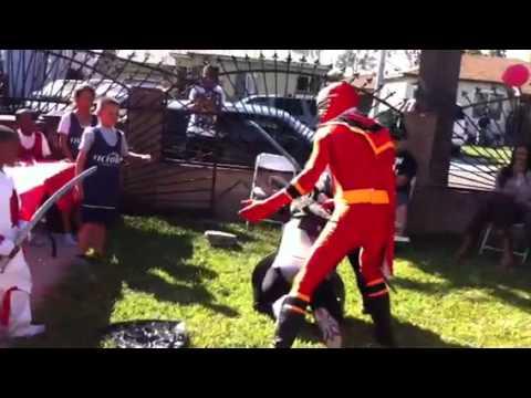Free Power Ranger Car Games