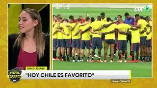 ¿Chile es favorito en el duelo ante Colombia? YT