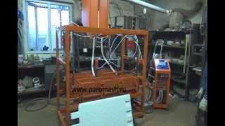 Фасадные термопанели производство(Оборудование для производства фасадных термопанелей из пенопласта., 2013-09-15T01:33:07.000Z)