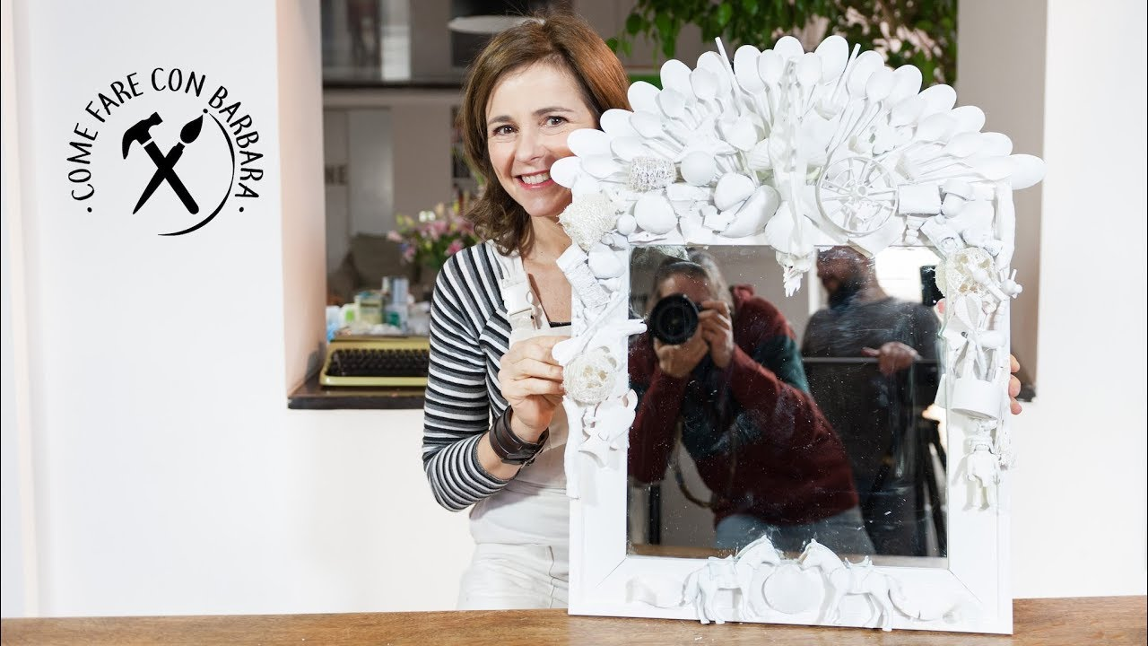 Come costruire uno specchio finto per bambini | Fai da Te ...