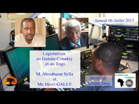 Fenêtre sur l'Afrique (2e partie) : Législatives en Guinée Conakry et au Togo [06/07/2013]