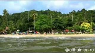 Siam Beach Resort, Koh Chang 2013, Lonely beach - Ко Чанг