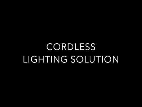 Insight Cordless Lighting - Cordless Lamps