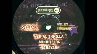 The Prodigy - mindfields [HQ vinyl]