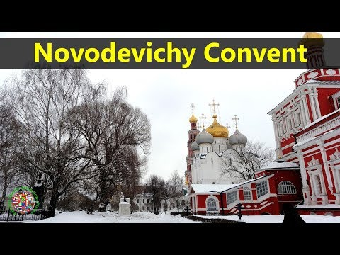 Best Tourist Attractions Places To Travel In Russia   Novodevichy Convent Destination Spot