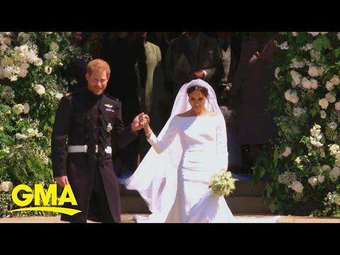 Royal couple celebrate anniversary | GMA