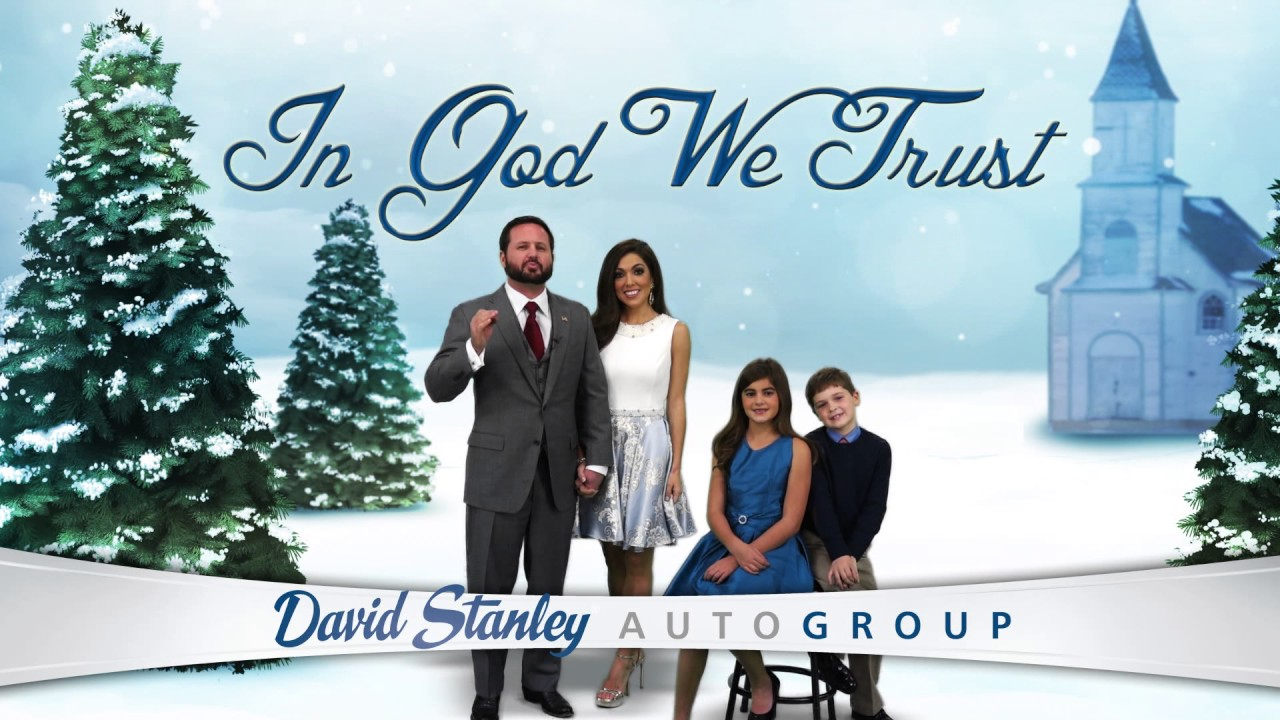 David Stanley Auto Group >> Merry Christmas From The David Stanley Autogroup Youtube