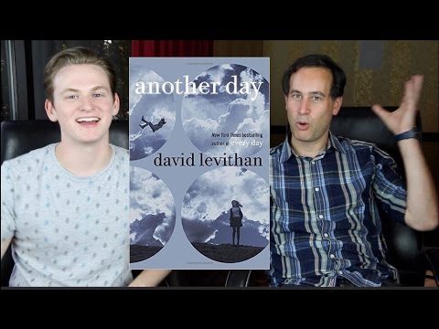 ANOTHER DAY || Discussion with DAVID LEVITHAN
