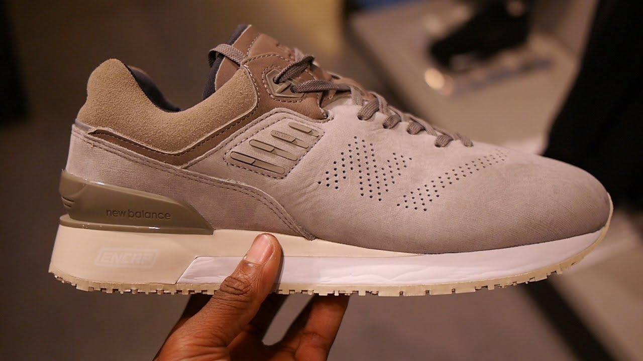 865859b373e6 New Balance ML2017 Quick Look   On Feet (Mid Grey) - YouTube