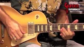 mama i m coming home ozzy osbourne solo guitar tutorial with matt bidoglia