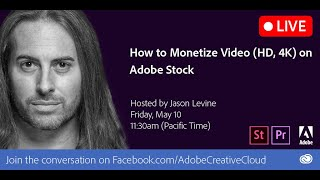 How to Monetize Video on Adobe Stock!