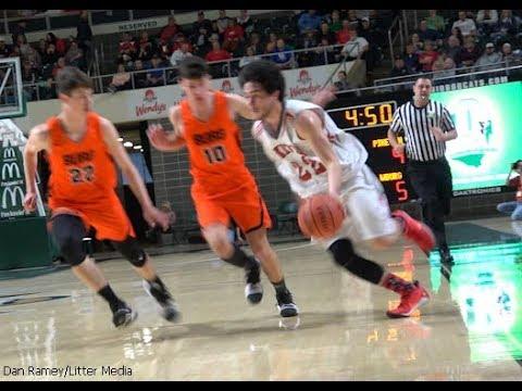 Boys D 3 District Final: Wheelersburg Takes Piketon 66-50