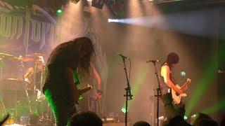 Dragonforce - Judgement Day (HD) Live at Vulkan Arena,Oslo,Norway 07.11.2017