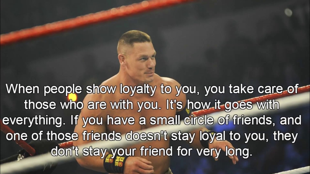 John Cena Quotes Video Youtube
