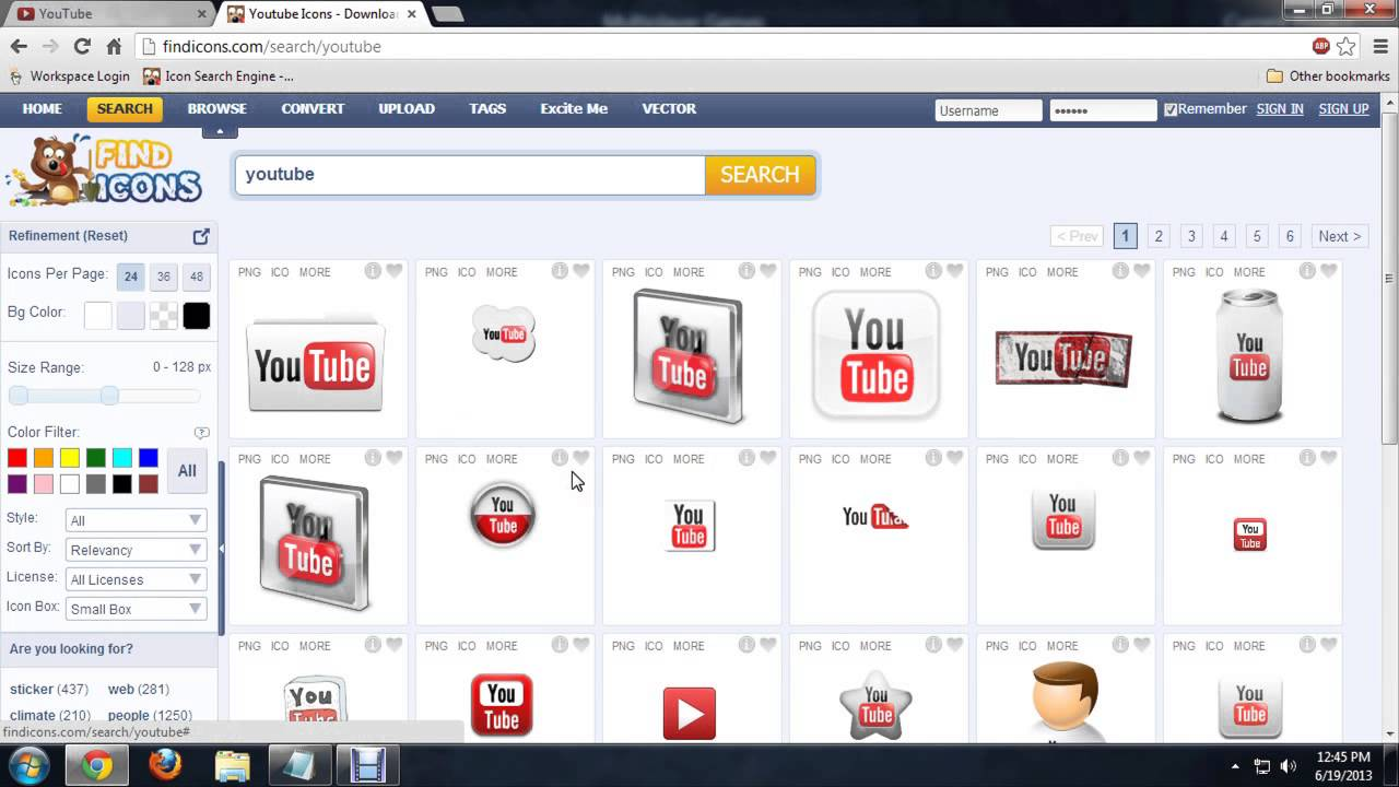 How to Add YouTube as an Icon on My Desktop : Tech Niche
