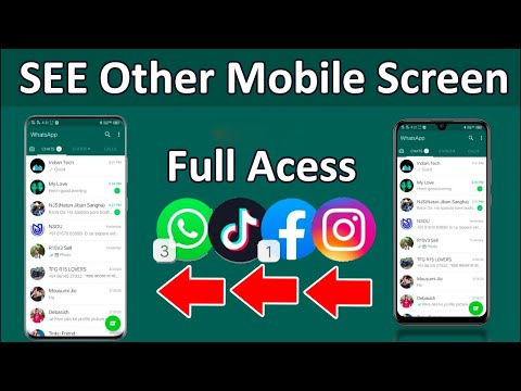 See Other Mobile Screen On Your Android Phone See All Things What You Want,gallery,voice, Etc|fasitv