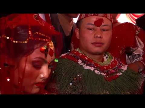 HAPPY WEDDING CEREMONY OF BIKRAM @ SUSHMA 2017