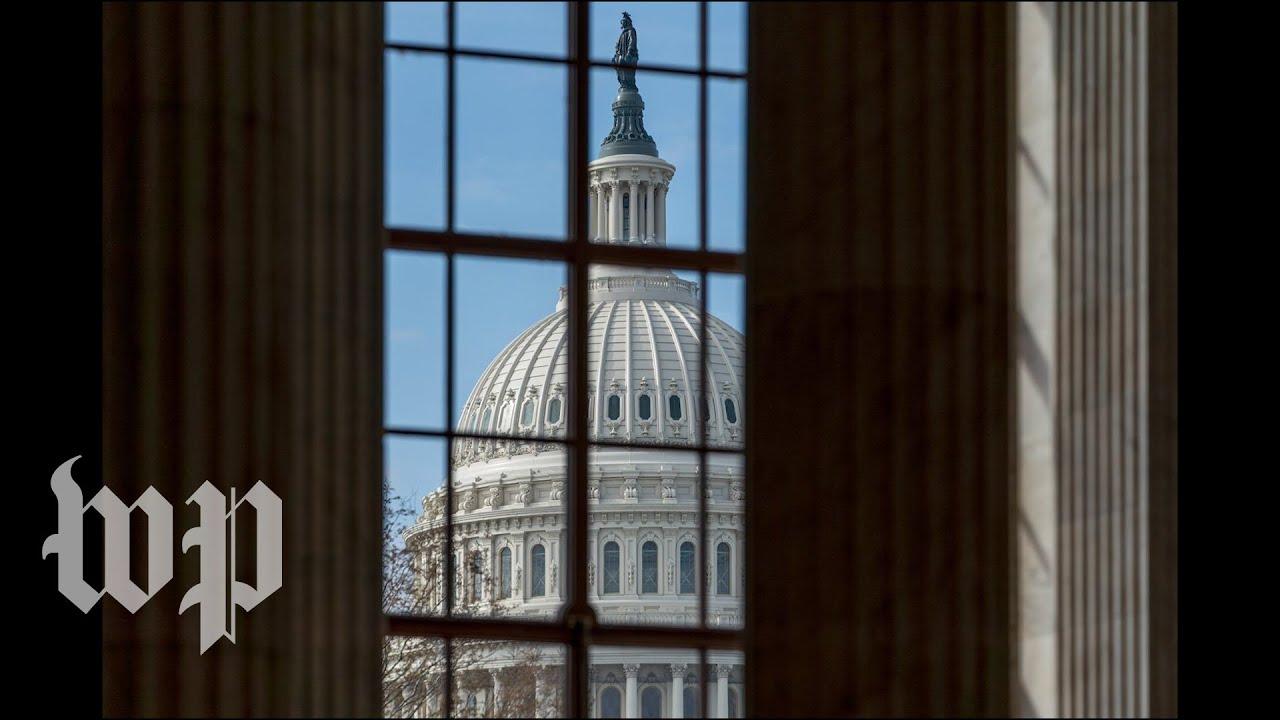 Senators speak to reporters ahead of vote on coronavirus relief ...