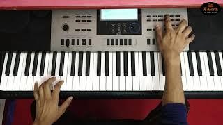 Is Pyar Se Meri Taraf Na Dekho    Easy Piano Tutorial     इस धुन को बजाना सीखें     @Themusicfeel